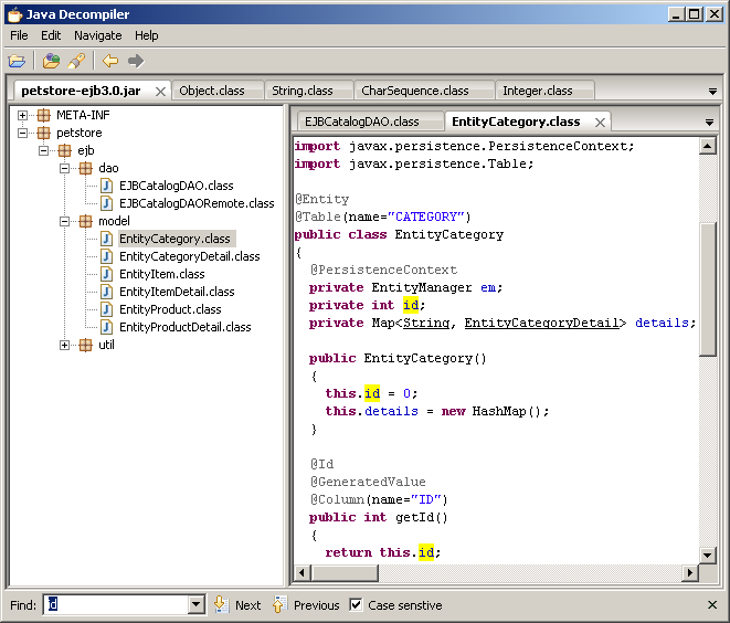 Java Decompiler Un Decompilatore Per Java