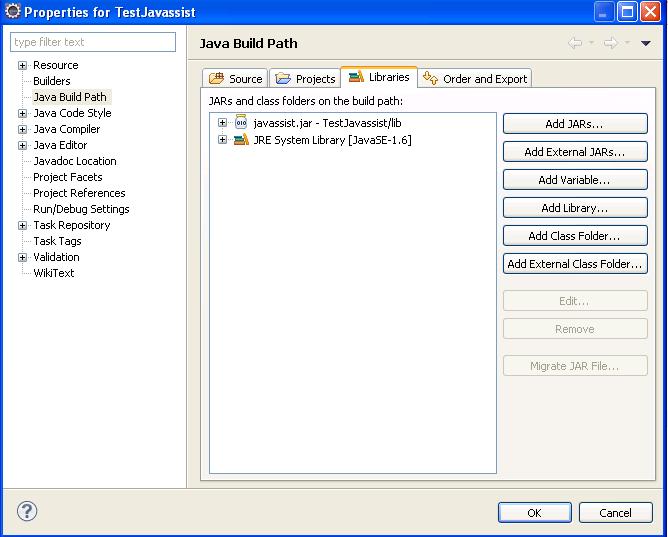 Creare e modificare bytecode Java a runtime con la libreria Javassist